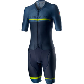 Castelli Sanremo 4.0 Speed Suit Herrer, dark steel blue
